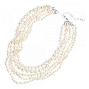 Collana con perle Ottaviani 500303C - Gioielleria Senatore - www.gioielleriasenatore.it