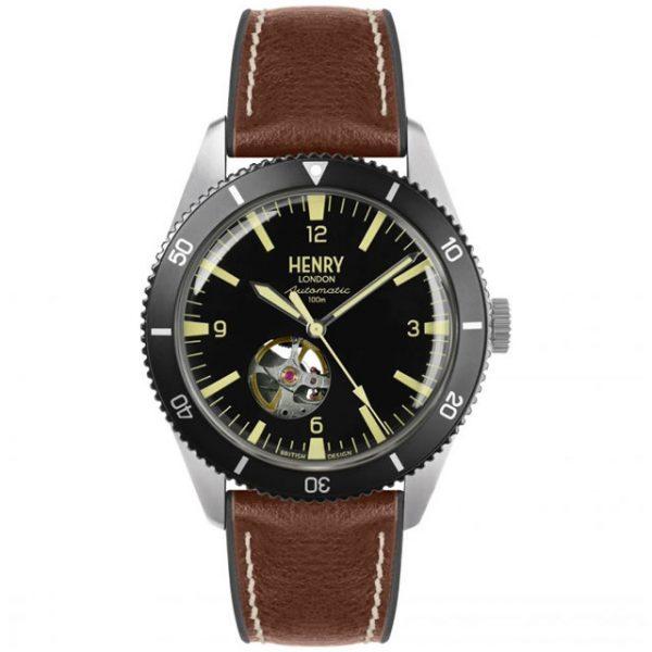 Orologio Henry London HL42-AS-0331 - Gioielleria Senatore Online Shop - www.gioielleriasenatore.it