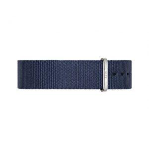 Cinturino Daniel Wellington strap Classic 20 mm Bayswater Silver dw00200210 - Gioielleria Senatore - www.gioielleriasenatore