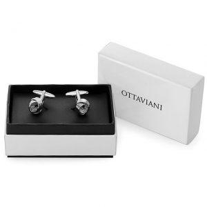 Gemelli da uomo Ottaviani 54232 - Gioielleria Senatore - www.gioielleriasenatore