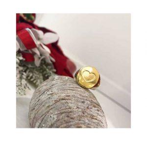 Anello Gold Scognamiglio Gioielli - Gioielleria Senatore Online Shop - www.gioielleriasenatore.it