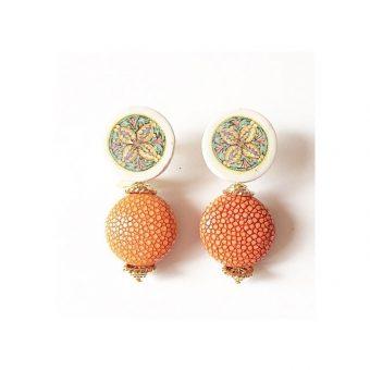 Orecchini Princy Bijoux Maiolica 10 - Gioielleria Senatore Online Shop - www.gioielleriasenatore.it
