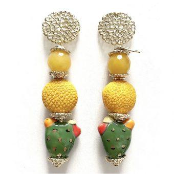 Orecchini Princy Bijoux Sicily 4 - Gioielleria Senatore Online Shop - www.gioielleriasenatore.it