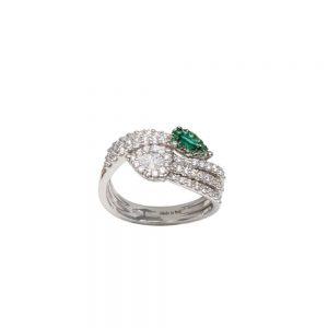 anello-AA 030765SM-oro bianco-diamanti- davide e delucchi- gioielleriasenatore- shop