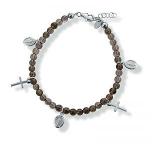 ananda-925-bracciale-rosario-UNISEX RSBR01-6- GIOIELLERIASENATORE-ONLINESHOPPING