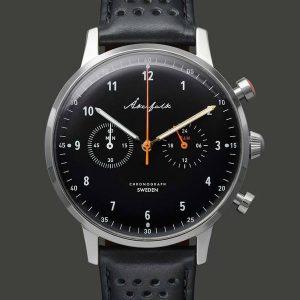 orologio-akerfalk-chronograph-black