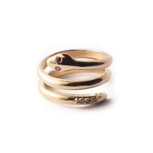 anello-serpente-liscio-gioielleria-senatore